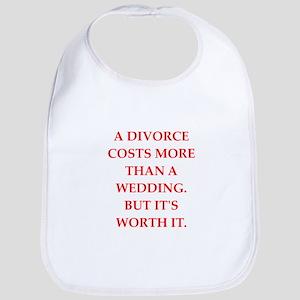 divorce Bib