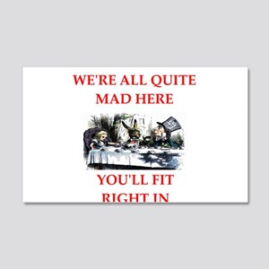 madness 20x12 Wall Decal