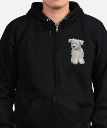 Maltese Picture - Sweatshirt