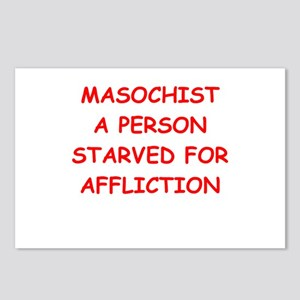 MASOCHIST Postcards (Package of 8)