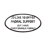 Questionable Moral Support Patches