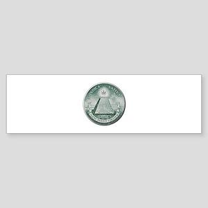 New Weed Order Bumper Sticker