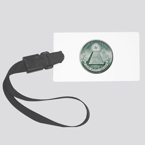 New Weed Order Luggage Tag
