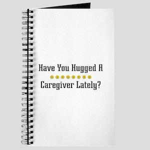 Hugged Caregiver Journal