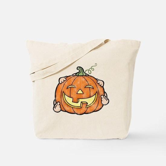 Punkin Smugglin' Tote Bag