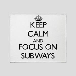 subway sandwich blankets cafepress