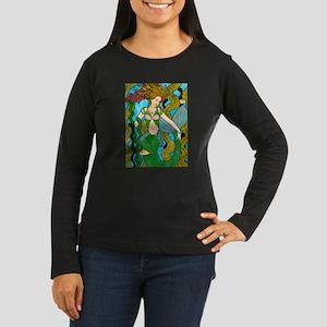 Seaweed Mermaid Long Sleeve T-Shirt