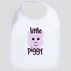 Little Piggy Bib