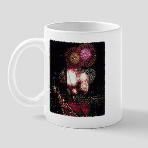 SF Fireworks Mug