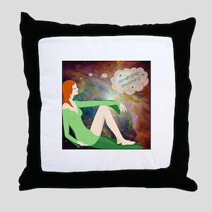 Daydreamer's Throw Pillow