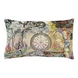 Alice in wonderland Pillow Cases
