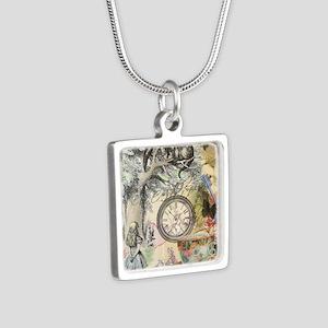 Cheshire Cat Alice in Wonderland Necklaces