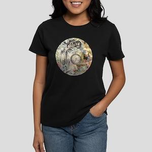 Cheshire Cat Alice in Wonderland T-Shirt