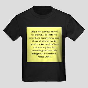 curie11 Kids Dark T-Shirt