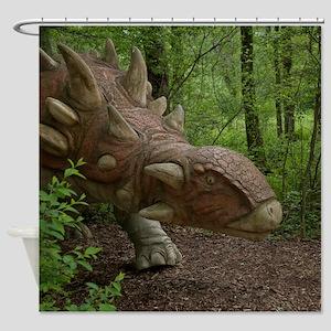 Dinosaur 3785 Shower Curtain