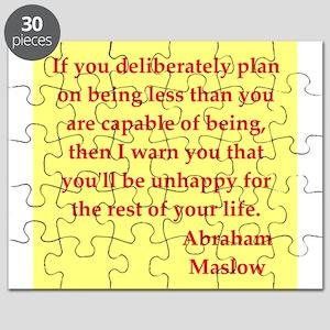 maslow3 Puzzle