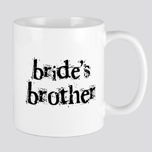 Bride's Brother Mug