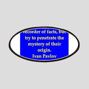 pavlov2 Patches