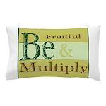 Fruitful Being Pillow Case
