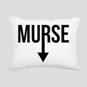 Murse Rectangular Canvas Pillow