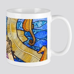 Seahorse Mermaid Mugs
