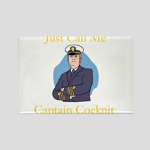 Captain Cockpit Magnets