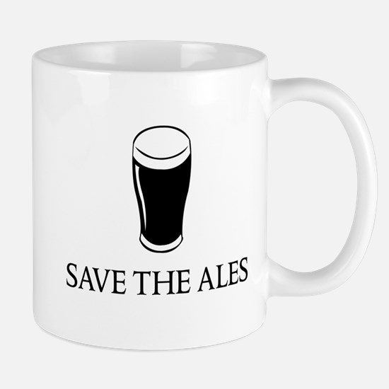 Save The Ales Mugs