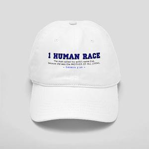 1 Human Race (BLU) - Cap