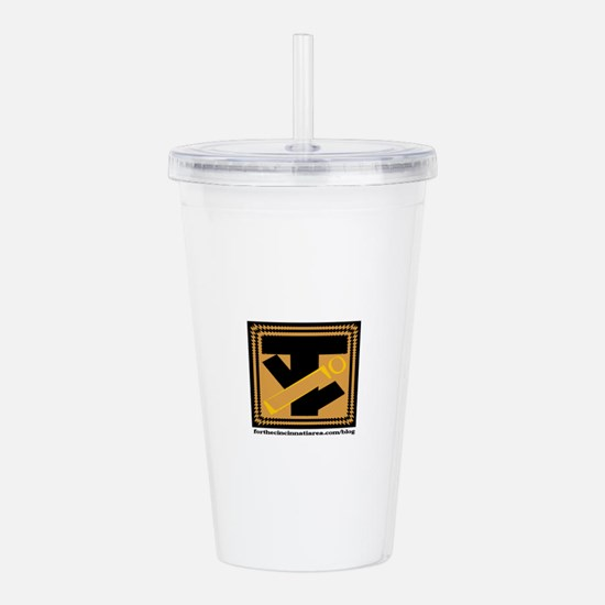 IT'S IN THE LIST BLOG Acrylic Double-wall Tumbler