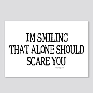 I'm Smiling Postcards (Package of 8)