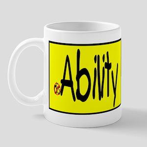 Ability Factor Mug