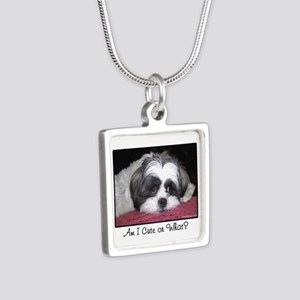Cute Shih Tzu Dog Necklaces