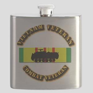 VN Vet - VCM - Mech Inf Flask