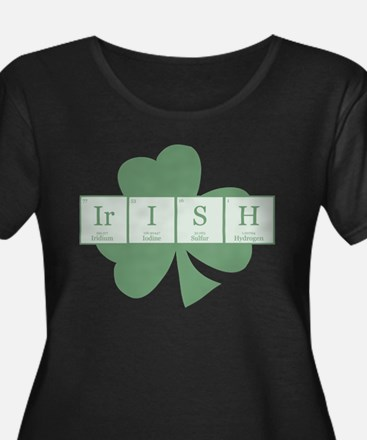 Irish [elements] Plus Size T-Shirt