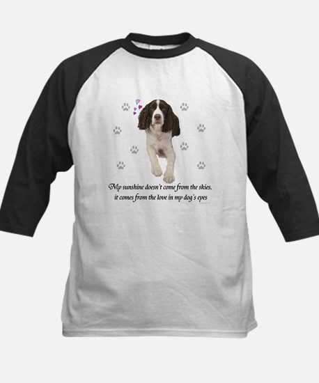 English Springer Spaniel Baseball Jersey