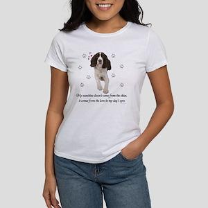 dogspanielPILLOW T-Shirt