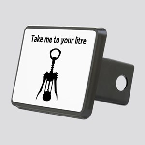 Take me to your litre Hitch Cover