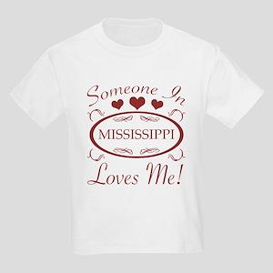 Somebody In Mississippi Loves Me T-Shirt