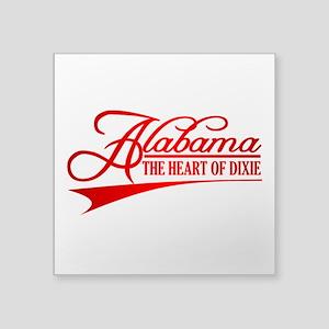 Alabama State of Mine Sticker