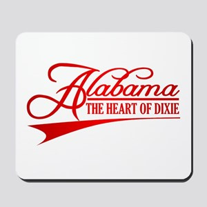 Alabama State of Mine Mousepad