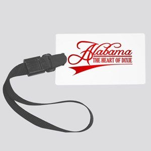 Alabama State of Mine Luggage Tag
