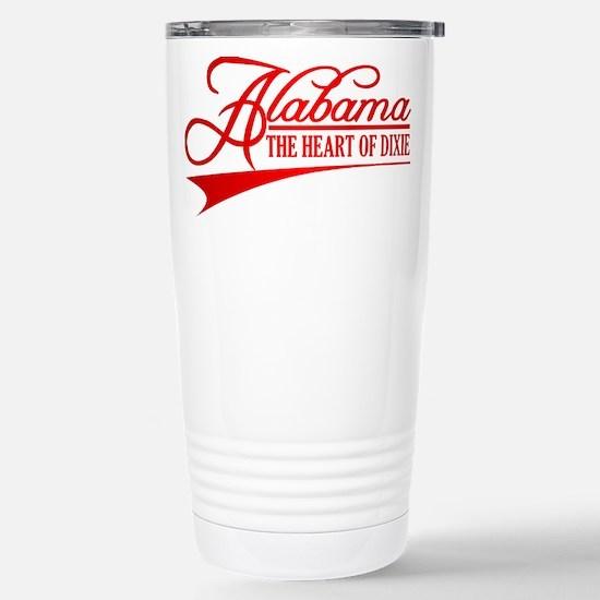 Alabama State of Mine Travel Mug