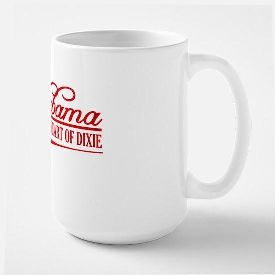 Alabama State of Mine Mugs