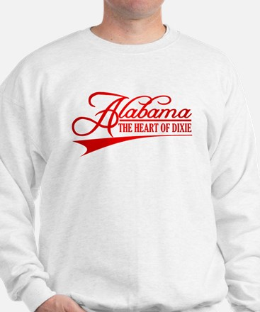 Alabama State of Mine Sweatshirt