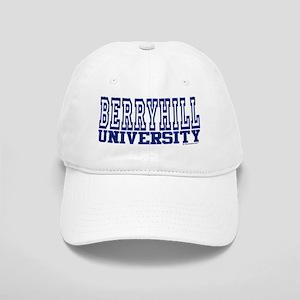 BERRYHILL University Cap
