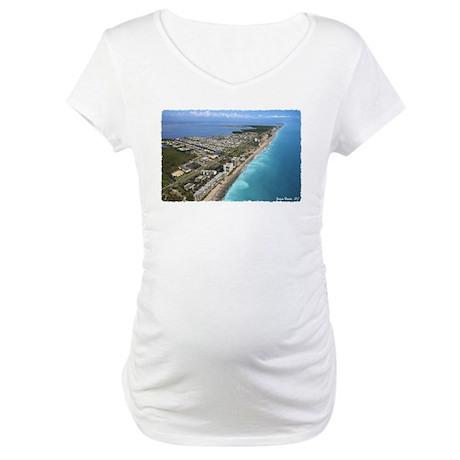 Jensen Beach Maternity T-Shirt