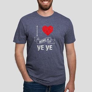 I Love Being A Ye Ye Chinese T-Shirt