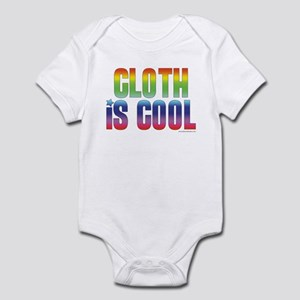 Cloth is Cool Infant Creeper