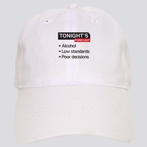 d0909f1202d Hats. Tonight s Forecast  Alcohol