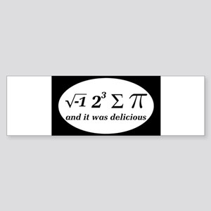 somepioval Bumper Sticker